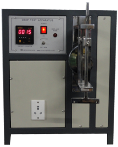 Drop-Test-Apparatus