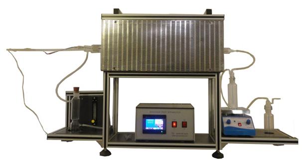 Halogen Test Apparatus Sensors India